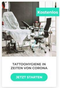 Tattoomed Kurs Hygiene