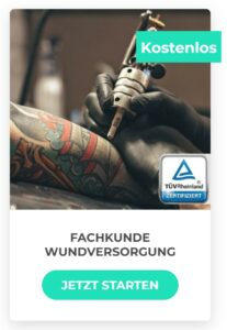 Tattoomed Academy Wundversorgung